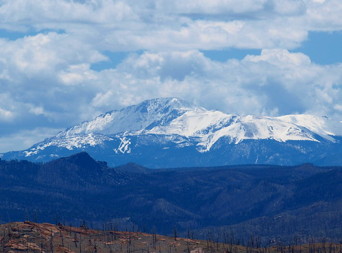 PIKES PEAK FROM MATUKAT ROAD | by mikeb_80918
