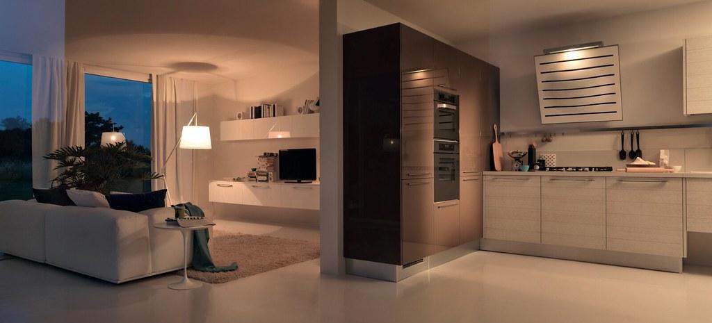 Maura & living | Design & AD per Cucine LUBE nuova immagine … | Flickr