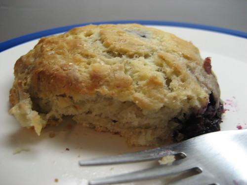 Meyer Lemon Blueberry Buttermilk Scones | for recipe see mea ...
