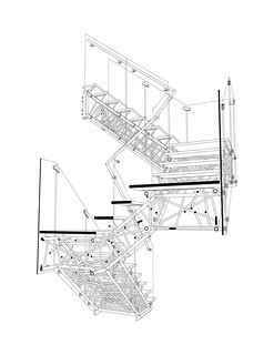 Section perspective drawing section perspective drawing Full size architectural drawings