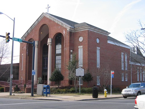 Alfred Street Baptist Church, Alexandria, Virginia | Flickr