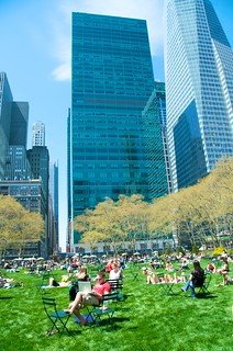 Bryant Park, late Apr 2009 - 14 | by Ed Yourdon
