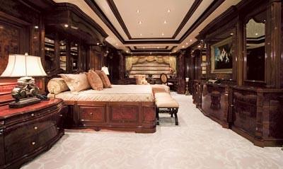 Martha Ann Yacht Master Bedroom Classic Elegance