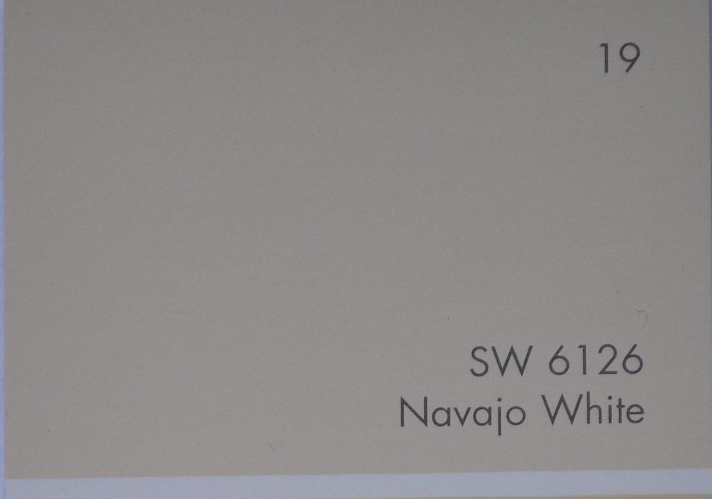 Navajo White Carrie L Flickr