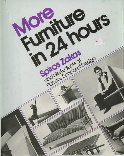 Furniture in 24 hours by Spiros Zakas | by ouno design