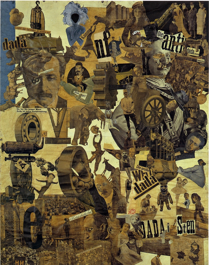 Cut with a kitchen knife hannah hoch -  Hannah H Ch Cut With The Kitchen Knife Dada Through The Last Weimar Beer Belly