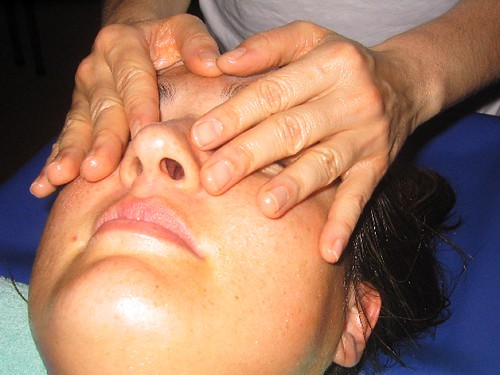 Ayurveda Face Massage | by Yoga-Vidya