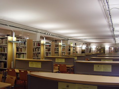 Social_sciences_library_Paris_Descartes_University-CNRS | by catulle