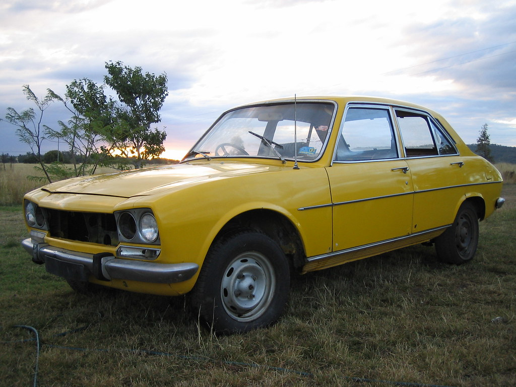 Peugeot 504 Ti My Old 504 Peugeot 1973 Mechanical Fuel Inj Flickr
