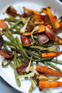 roasted vegetables | by David Lebovitz