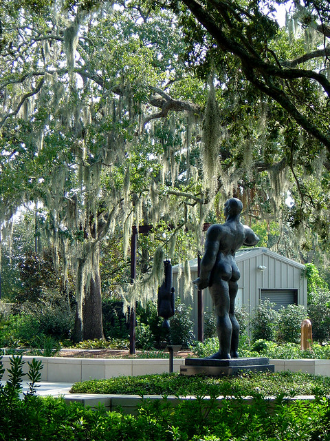 Sculpture - New Orleans museum of art Sydney and Walda Bes… | Flickr