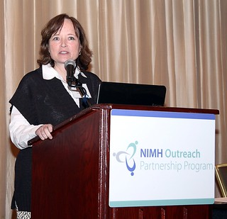 Cheryl King, PHD, Meeting Speaker | by National Institute of Mental Health - NIMH