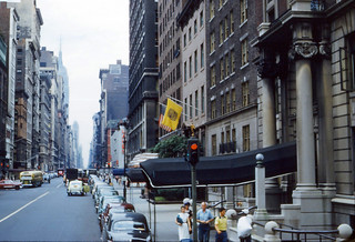 NY-1952, Fifth avenue looking north | by pfala