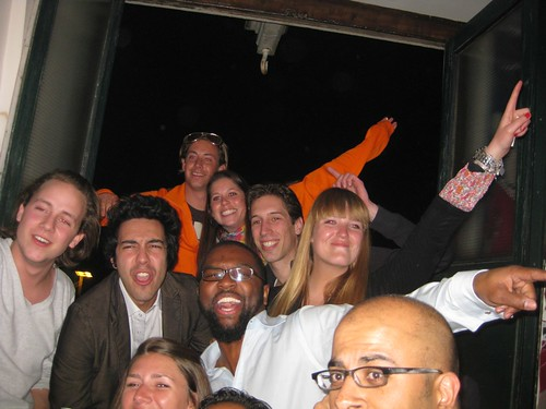 Partying With Random Amsterdammers Who Hailed Us From The Street | by baratunde