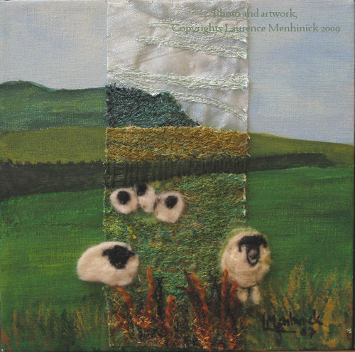 felt sheep panel1 | by miss_laurence_m
