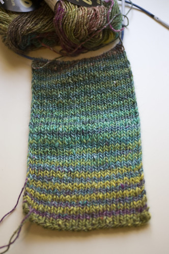Noro Scarf in progress | by jrcraft