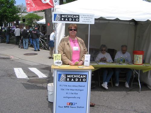 East Lansing Art Festival Food Vendors