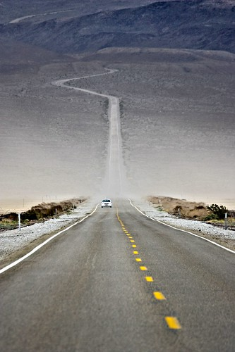 road in death valley | by wes767
