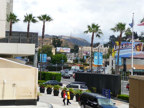 View of Hollywood Sign from Hollywood & Highland Center | by JoshMcConnell