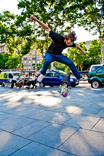 skaters | by Simon Effe