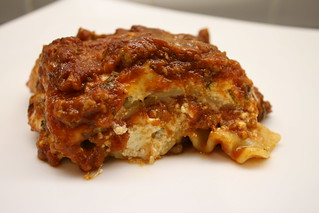 Lasagna - Satisfyingly Stuffed with Meat | by AdventureFindsMe