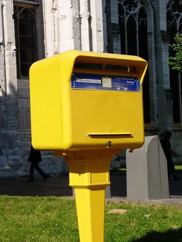 Bo te aux lettres la poste bo te aux lettres la poste flickr - Boites aux lettres la poste ...