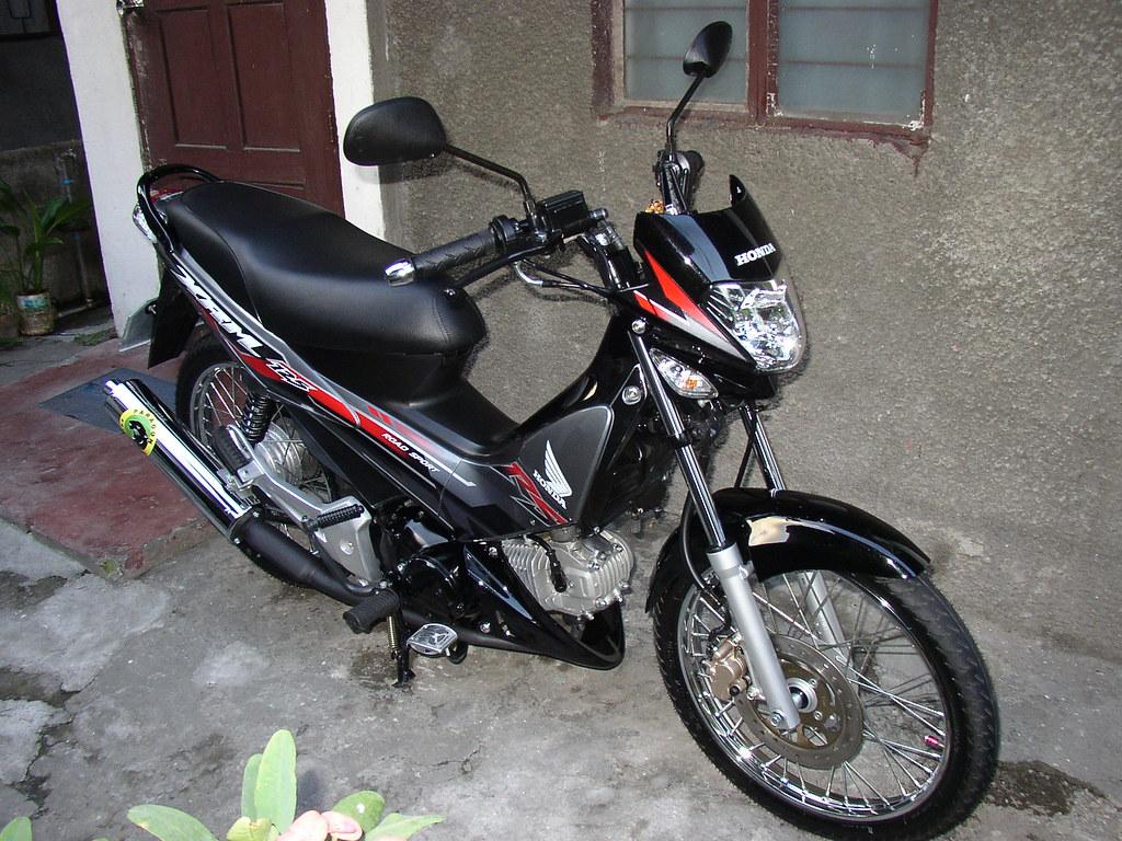 Honda xrm rs 125 1