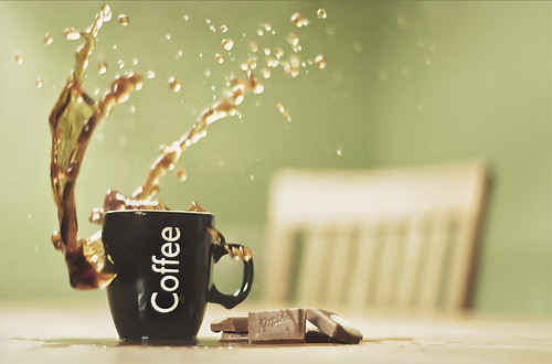 Coffee Splash with sweet chocolate ! | by Cornelius Unbehaun