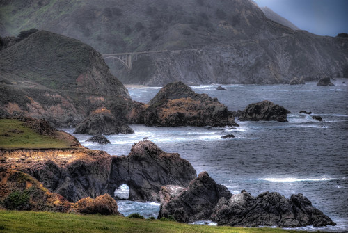 California Highway One and Bixby Bridge | by Paul Gaither Photography