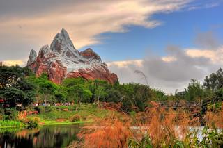 Expedition Everest 2009 - HDR Style | by Kristopher Michael
