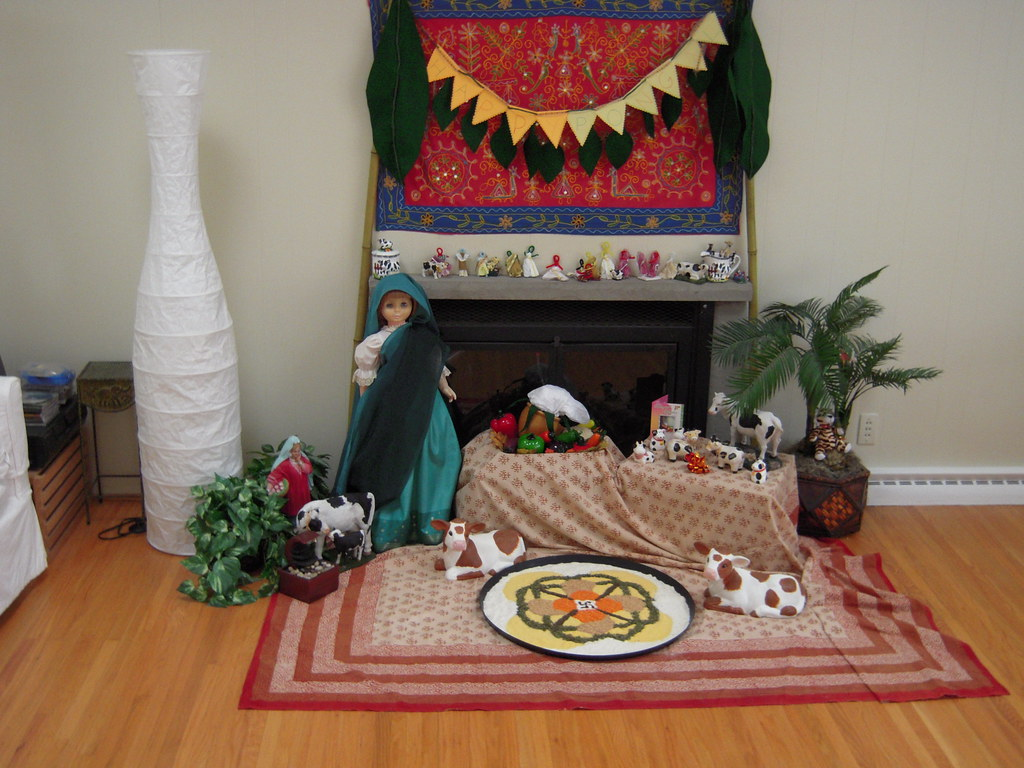 office decor for pongal. beautiful for entire pongal decoration scenery  by jennifer kumar for office decor