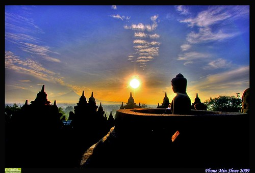 Borobudur | by Thrillseekr