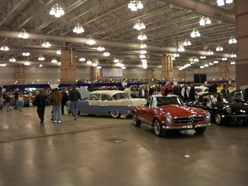 Indoor Car Show Ac Nj Usa Car Show Due To The B Flickr - Indoor car show