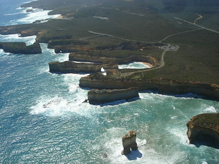 Twelve Apostles Helicopter Flight | by HPUPhotogStudent