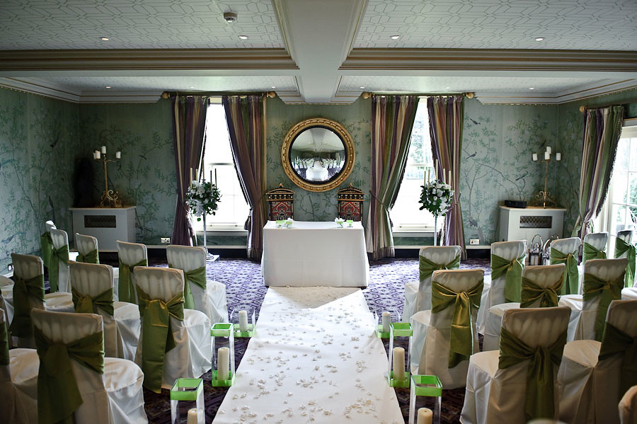88 events designs a wedding at prestonfield white chair flickr