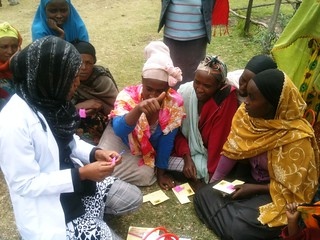 DKT Ethiopia Nurse Counseling Women on Family Planning, Arsi, Oromia, Ethiopia | by DKT Ethiopia