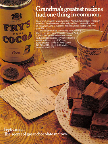 Fry S Cocoa And Chocolate