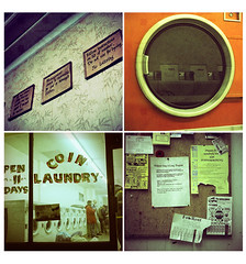 coin laundry | by richelle forsey
