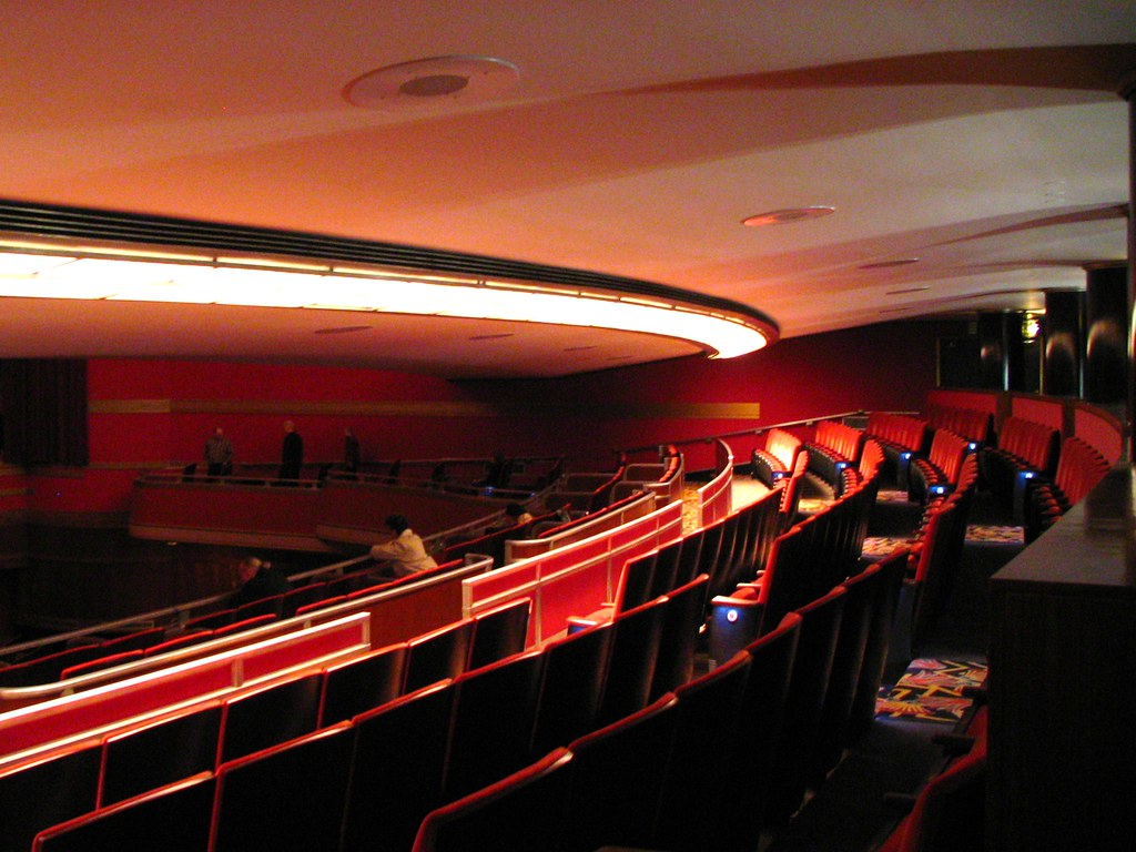 Music Hall Kansas City Loge Kevmac77 Flickr