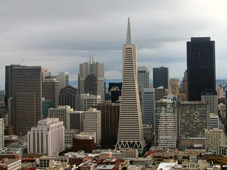 City from Coit Tower | by Dennis from Atlanta