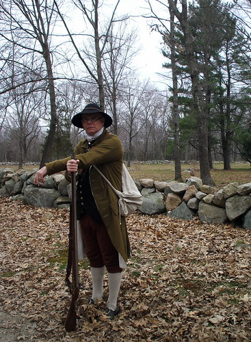 Colonial soldier | by crystallyn