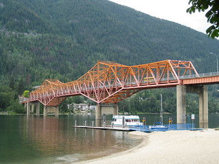 Nelson, BC bridge | by jamica1