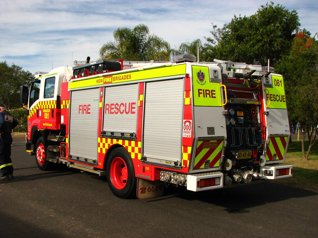 Image result for fire & rescue nsw