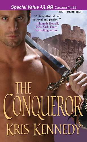 The Conqueror, by Kris Kennedy | by mamawriters
