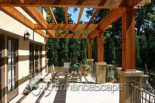 Backyard Pergolas Creative Pergola Designs and DIY Options ahh the ...