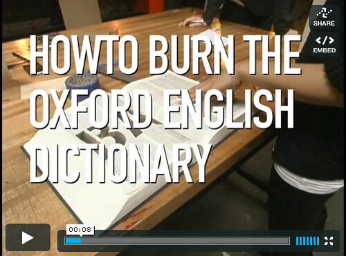 Image result for burn english