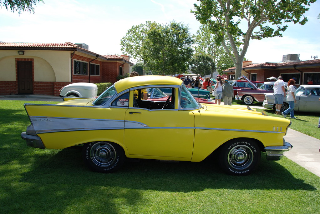 Southern California Classic: Classic Chevys Of Southern California Car Show