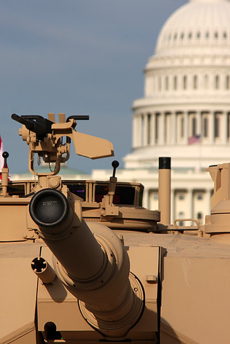 Militarized National Mall? | by ianseanlivingston