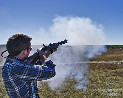 Black Powder Shot | by The Knowles Gallery