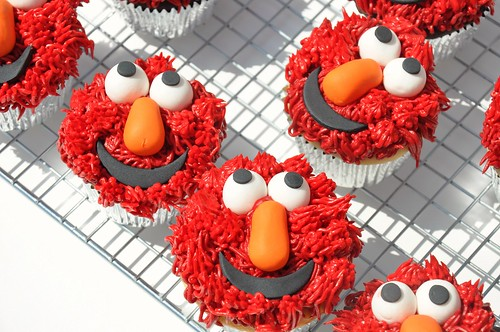 Elmo Cups 0180 | by thecakemamas